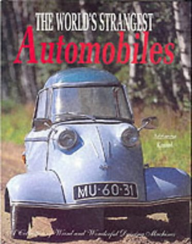 9781856278645: Worlds Strangest Automobiles (English and Spanish Edition)