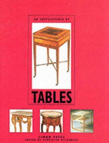 Encyclopedia of Tables: Yates, Simon