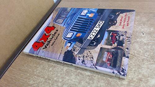 9781856278782: 4 x 4 Vehicles (English and Spanish Edition)