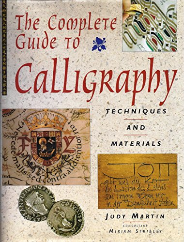 9781856279314: Complete Guide to Calligraphy (English and Spanish Edition)