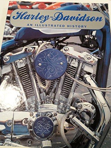 9781856279871: Harley Davidson: An Illustrated History
