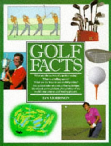 9781856279888: Golf Facts (English and Spanish Edition)