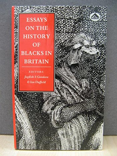 9781856282130: Essays on the History of Blacks in Britain: From Roman Times to the Mid-Twentieth Century