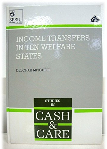 9781856282253: Income Transfers in Ten Welfare States (Studies in Cash and Care)