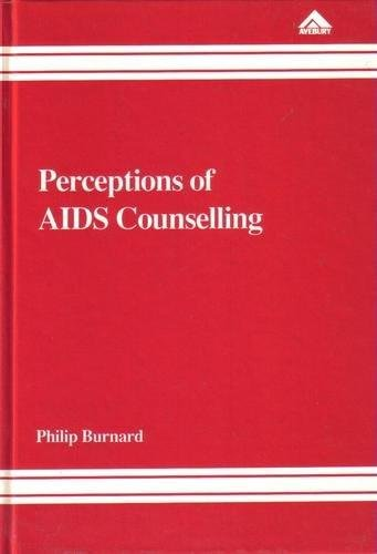 9781856283052: Perceptions of AIDS Counselling: A View from Health Professionals And AIDS Counsellors