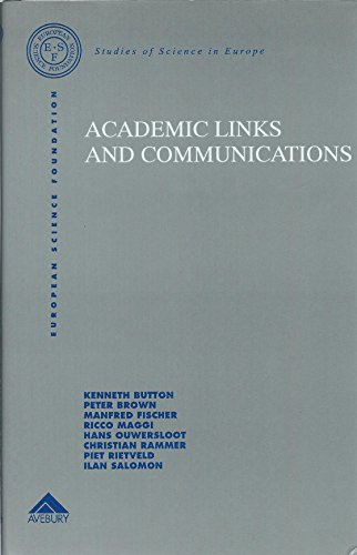 Academic Links and Communications: Manfred Fischer; Hans