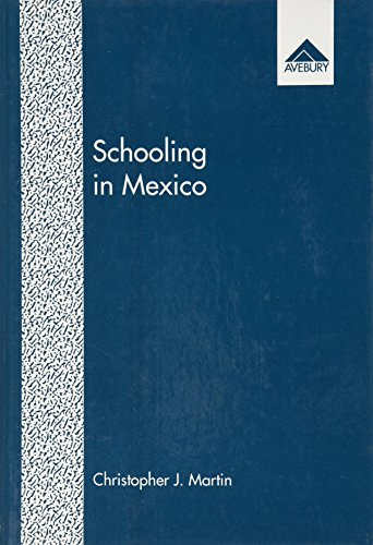Schooling in Mexico: Staying in or Dropping Out: Martin, Christopher J.