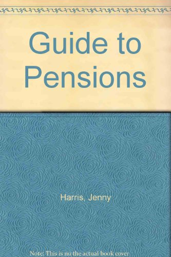9781856310239: Guide to Pensions