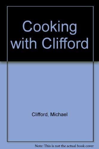 9781856350709: Cooking with Clifford