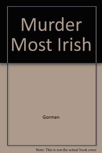 9781856351355: Murder Most Irish