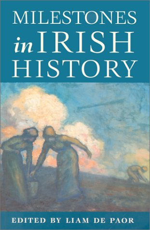 9781856352178: Milestones in Irish History