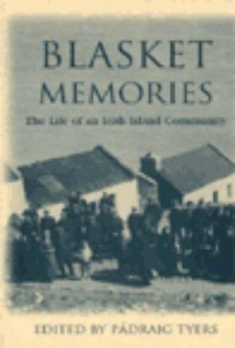 9781856352307: Blasket Memories: The Life of an Irish Island Community