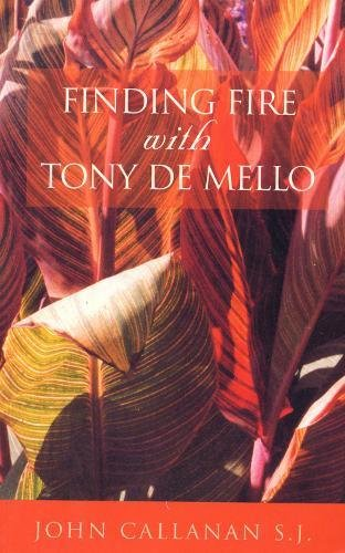 9781856353434: Finding Fire With Tony de Mello