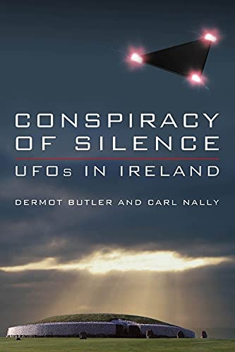 9781856355094: Conspiracy of Silence: UFOs in Ireland