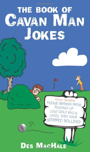 Book of Cavan Man Jokes, The: Des MacHale