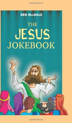 The Jesus Jokebook: Des MacHale