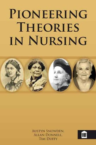 9781856424004: Pioneering Theories in Nursing