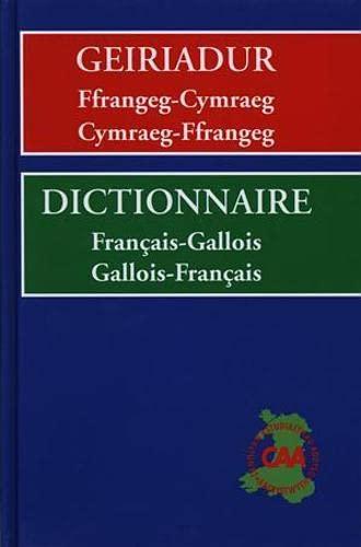 9781856444187: Geiriadur Ffrangeg-Cymraeg, Cymraeg-Ffrangeg / Dictionnaire Francais-Gallois, Gallois-Francais (Welsh Edition)