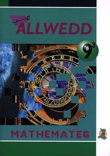 9781856446884: Allwedd Mathemateg 9/3