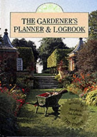 9781856450157: Gardener's Planner and Logbook (Stationery)