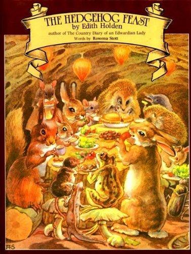 9781856480772: The Hedgehog Feast