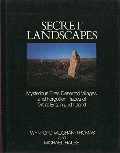 9781856480802: Secret Landscapes Mysterious Sites Deser