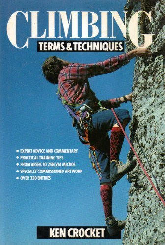 9781856481571: Climbing Terms and Techniques