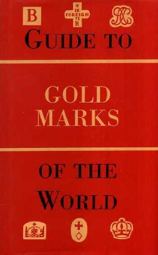 9781856481717: Guide to Gold Marks of the World