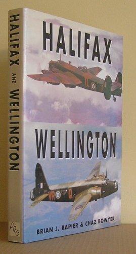 Halifax and Wellington: Bowyer, Chaz; Van Ishoven, Armand