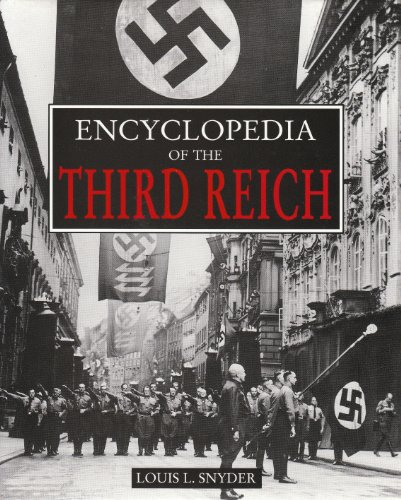 9781856482196: Encyclopedia of the Third Reich