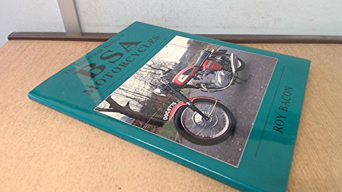 The Illustrated History of BSA Motorcycles: Roy Bacon