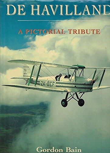 9781856482431: de Havilland - A Pictorial Tribute
