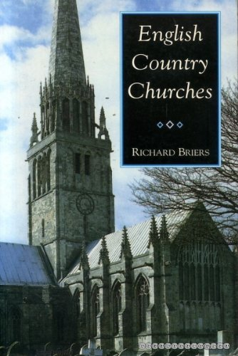9781856482653: ENGLISH COUNTRY CHURCHES.