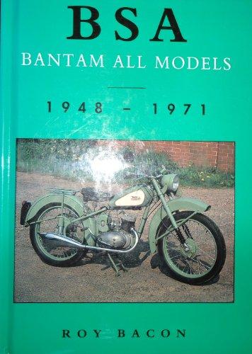 9781856483117: B S a Bantam All Models 1948-1971