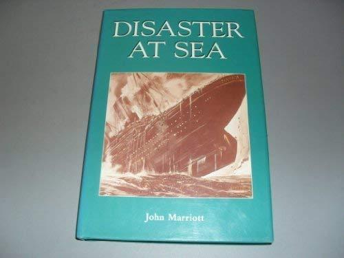 9781856483483: Disaster at Sea
