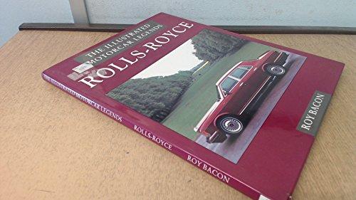 9781856483636: Rolls-Royce: Illustrated Motorcar Legend