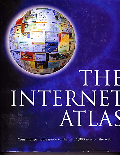 9781856485661: The Internet Atlas