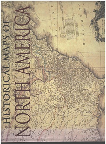 9781856485920: Historical Maps of North America