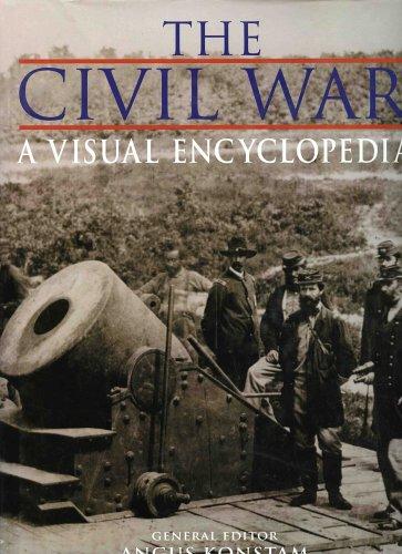 9781856486088: The Civil War - a Visual Encyclopedia
