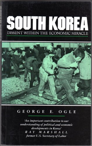9781856490030: South Korea: Dissent Within the Economic Miracle