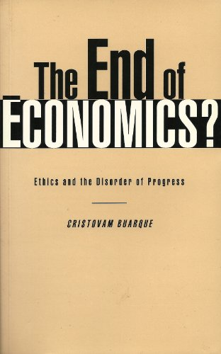 The End of Economics?: Ethics and the: Cristovam Buarque