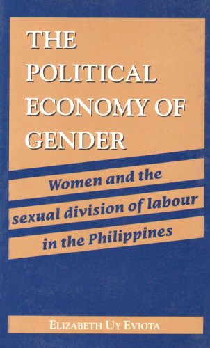 9781856491105: The Political Economy of Gender: Women and the Sexual Division of Labour in the Philippines