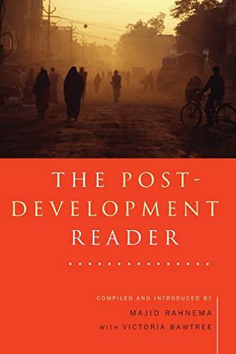 9781856494748: The Post-Development Reader