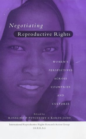 9781856495356: Negotiating Reproductive Rights