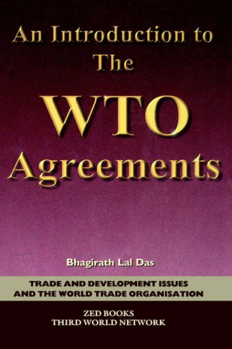 an introduction to the world trade organization wto