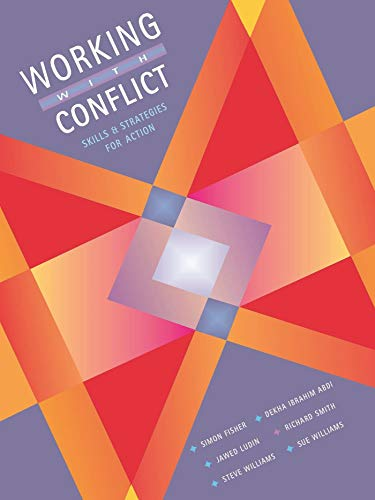 9781856498364: Working With Conflict: Skills and Strategies for Action