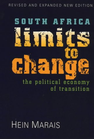 9781856499668: South Africa: Limits to Change: The Political Economy of Transition