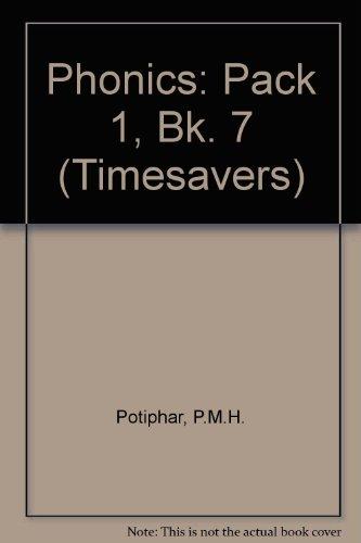 9781856660778: Phonics: Pack 1, Bk. 7 (Timesavers)