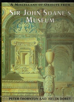 9781856690157: Miscellany of Objects from Sir John Soane's Museum