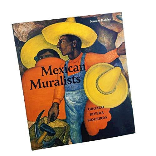 9781856690232: Mexican Muralists (Hardback) /Anglais